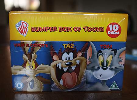 Fantastic Bumper Box of Toons!