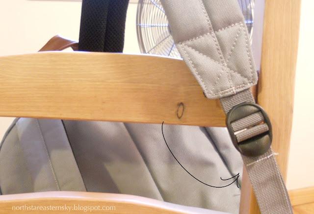 fix slippery backpack straps