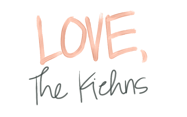 love, the kiehns