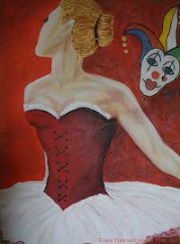 Cabaret Ballerina