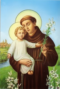 Saint Antoine de Padoue/StAnthony from Padua
