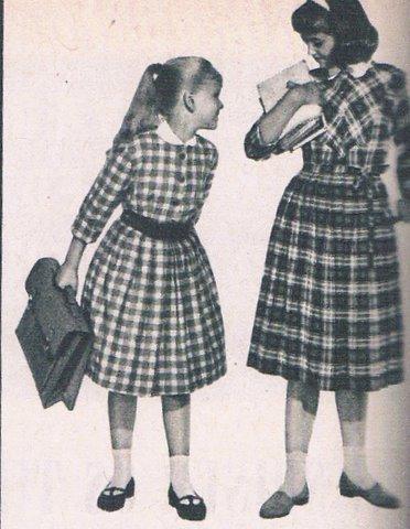 Tøj I Og 50erne 50erne Dengang Børn nSIxYaww