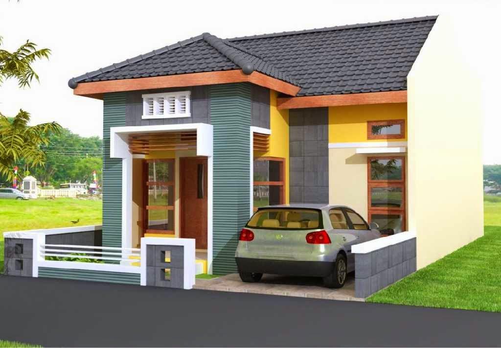 contoh gambar rumah minimalis