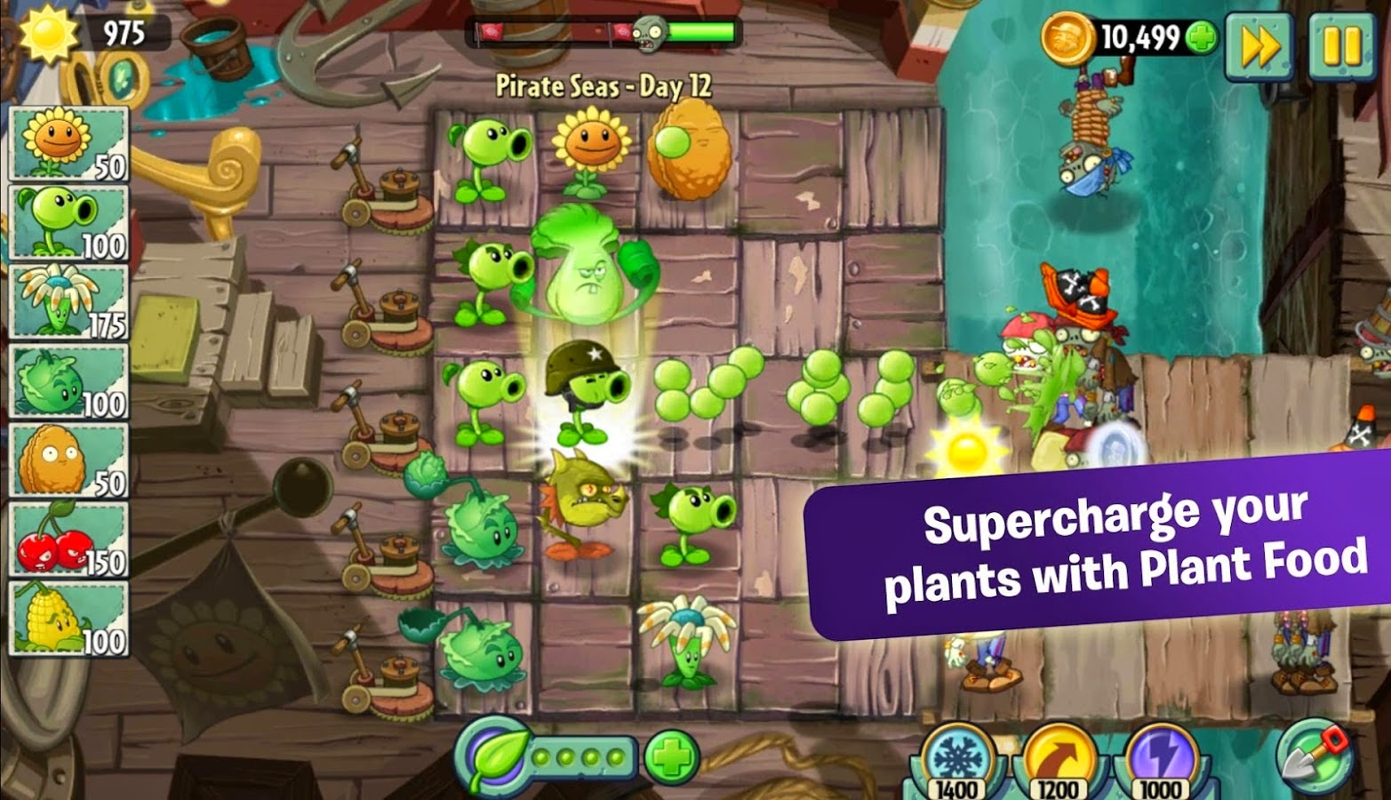 Android Games Plants vs Zombies 2 versi 2.4.1 Asik - 1