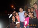 Adolescentes da Lomba do Pinheiro marcam presença no Encontrão de Adolescentes