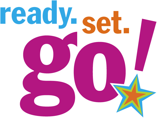 K is for kindergarten ready set go for Ready to go images