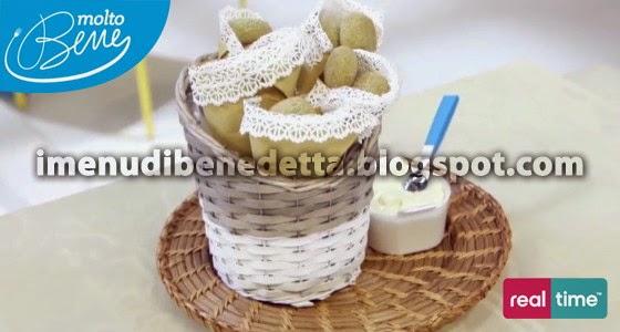 Falafel di Piselli di Benedetta Parodi