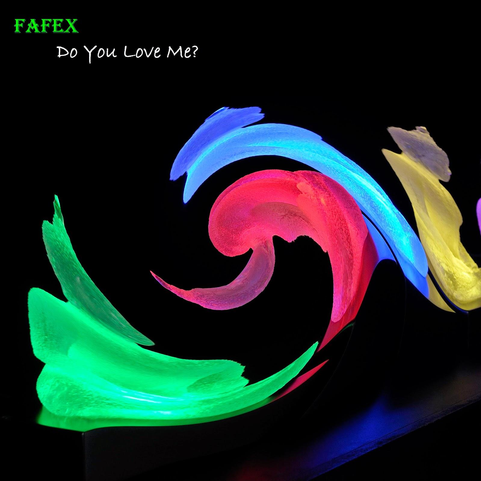 Niečo na stiahnutie: Fafex - Do You Love Me?