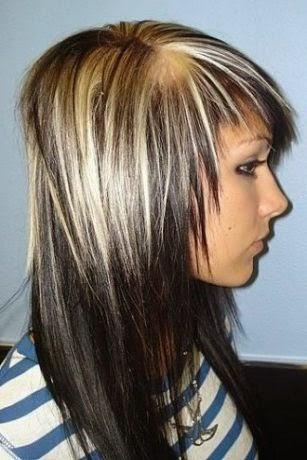 bilder frisyrer halvlångt hår