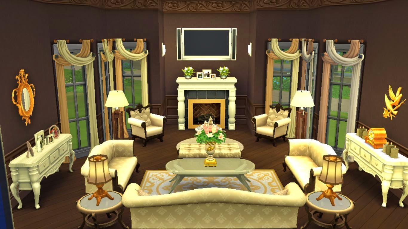 Как построить классный дом в Sims 3 55