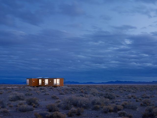 Rondolino Residence, The Desert Home by Nottoscale - Inspiring Modern Home