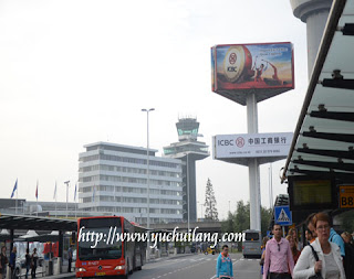 Lapangan Terbang Schiphol Amsterdam