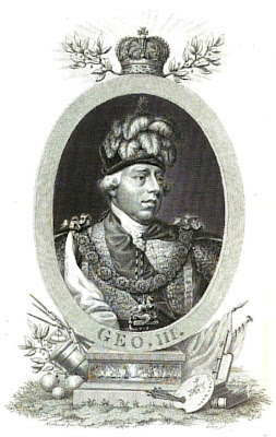 George III  from The History of the Reign of George III   by Robert Bissett (1822)