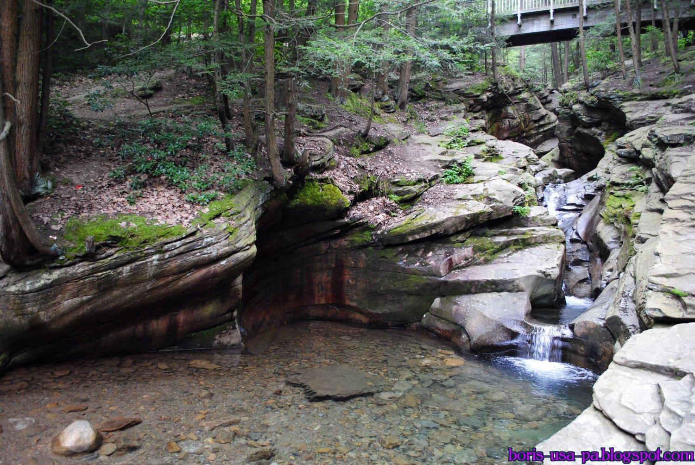 Seven Tubs Nature Area | Travel from Philadelphia