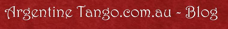 argentinetango.com.au - blog