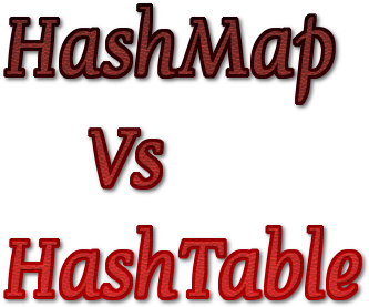 how to write a hashtable in java