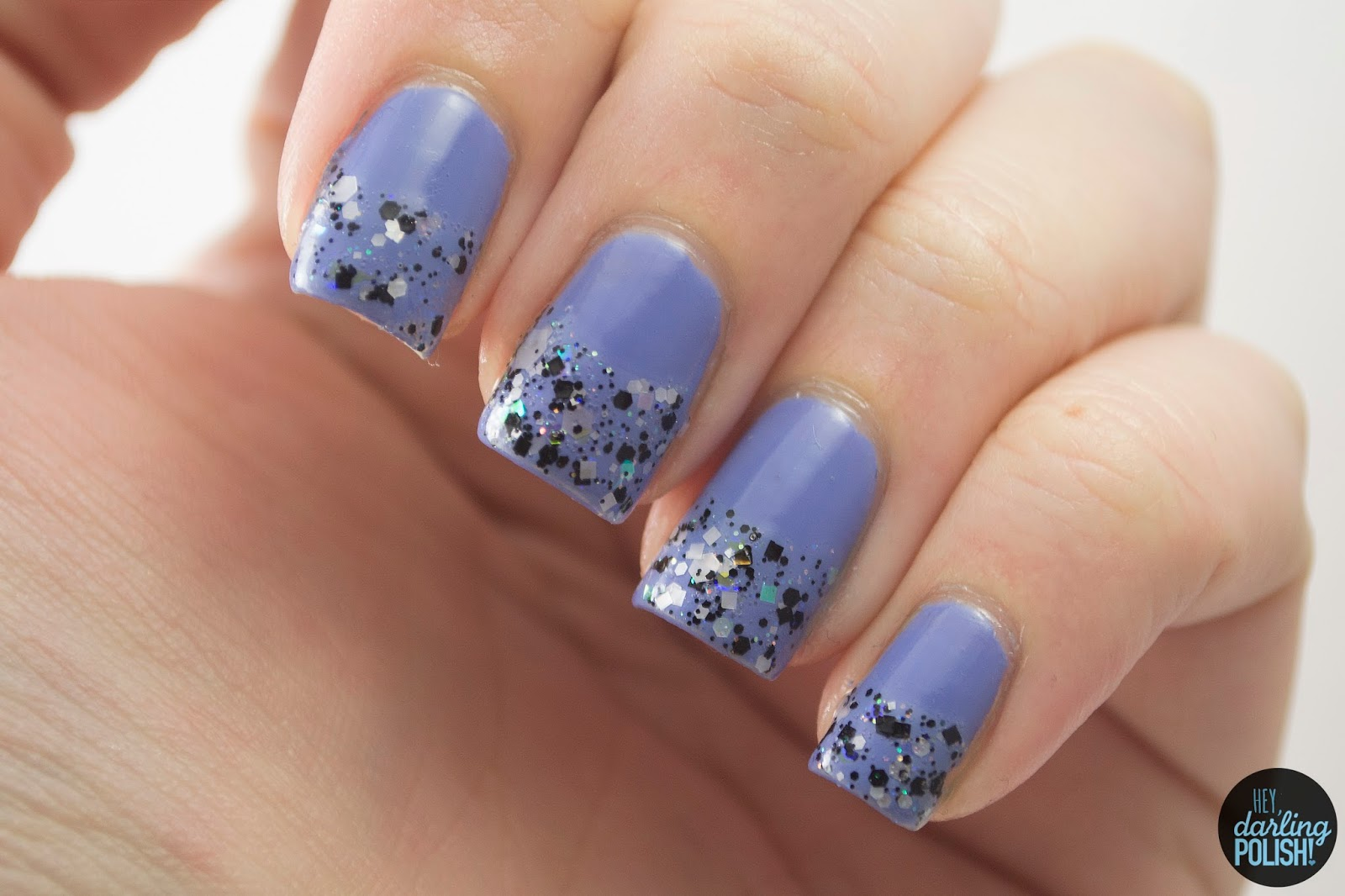 nails, nail art, nail polish, polish, indie, indie polish, indie nail polish, purple, hey darling polish, lynbdesigns, master, the neverending pile challenge