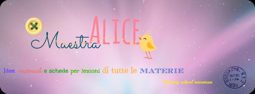Maestra Alice - L'officina delle idee
