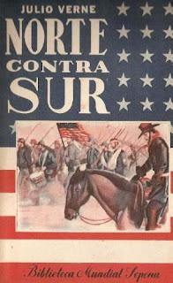 Norte contra Sur - Julio Verne