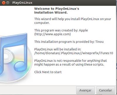 iTunes no Ubuntu