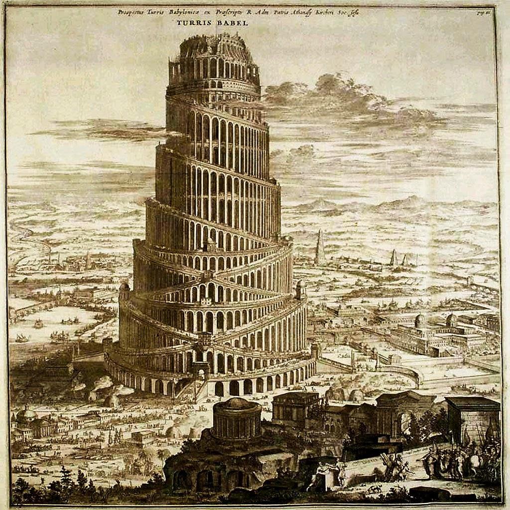 Resultado de imagen para torre de babel caracol