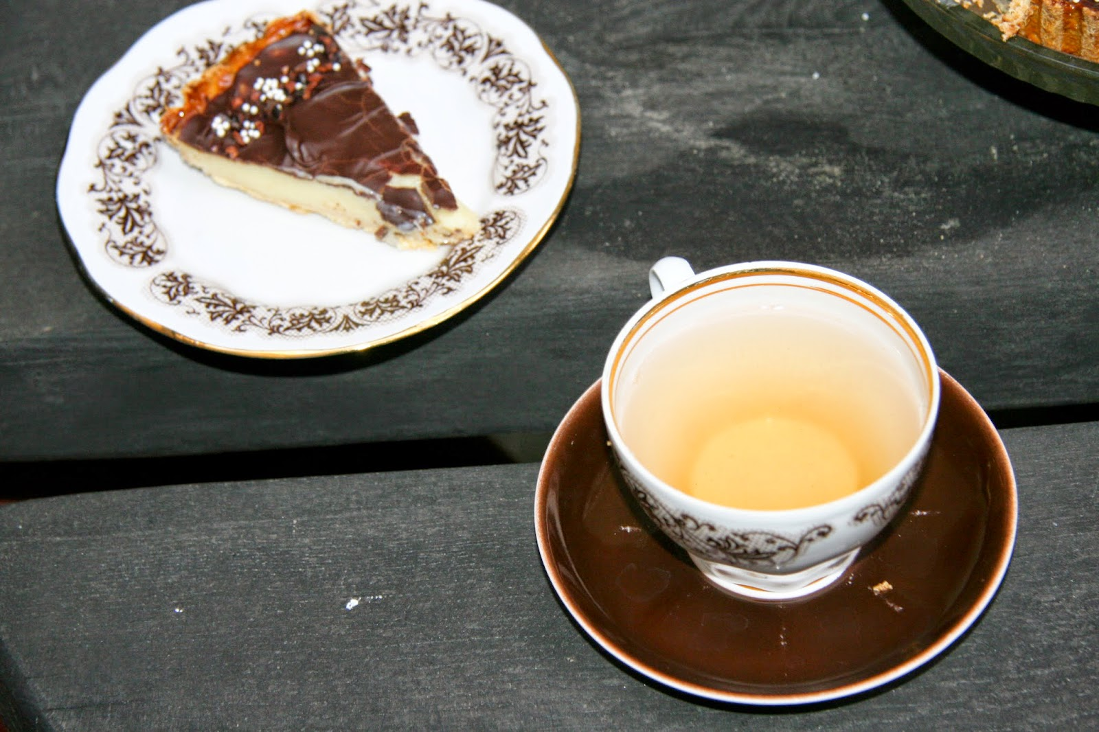 condensed milk tarte, iekodiesmode.blogspot.com