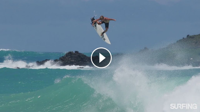 Page One John Florence Surfing