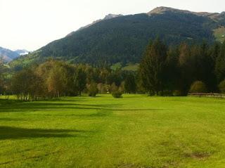 Golfplatz Wiesen in Sterzing