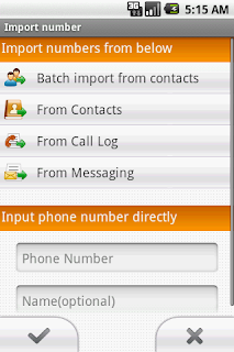 Private SMS & call 1.52 Apk For Android