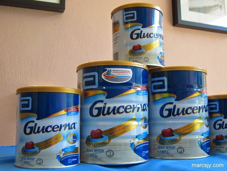 Glucerna® Challenge Me in 12 weeks