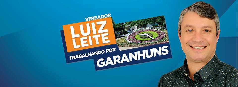 Vereador Luiz Leite
