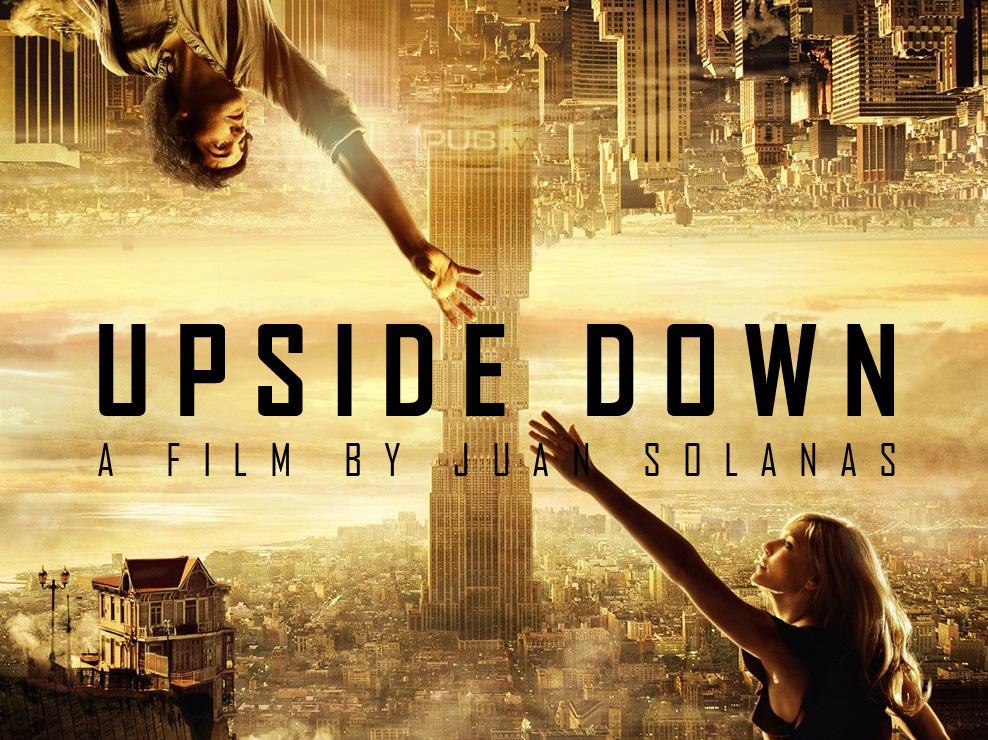顛倒世界(Upside Down)