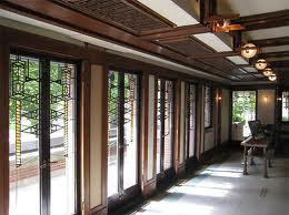 robie house french doors