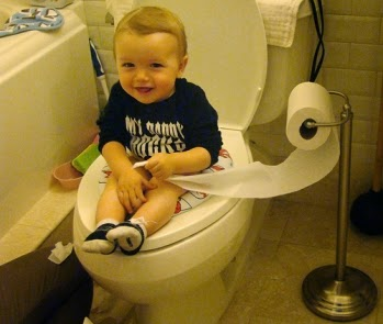 Bed Time Potty Teaching