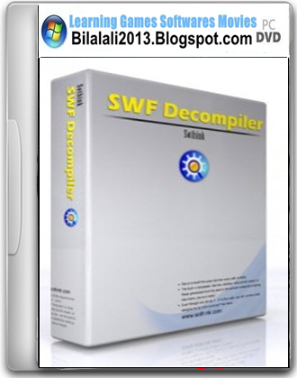 Sothink SWF Decompiler 7.4 Build 5278 Full Version + Crack