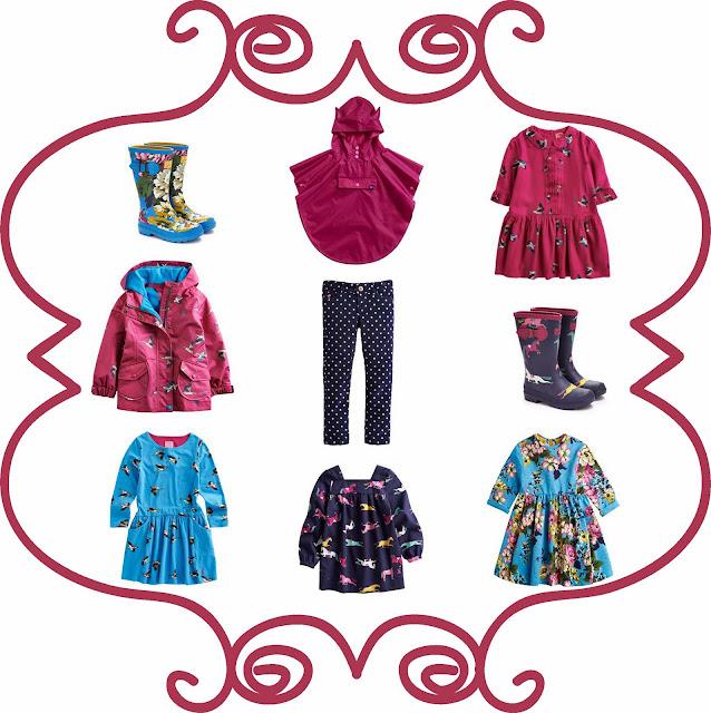 Selección Little Joule otoño/invierno 2013 Pequeña Fashionista