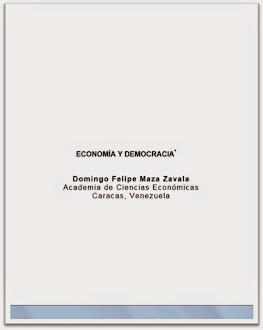 Economía y Democracia