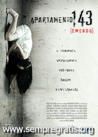 Download Apartamento 143 RMVB Dublado + AVI Dual udio DVDRip + Torrent Baixar Gr&Atilde;&iexcl;tis