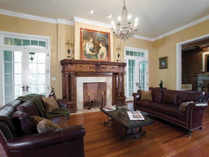 #1 Fireplace Design Ideas