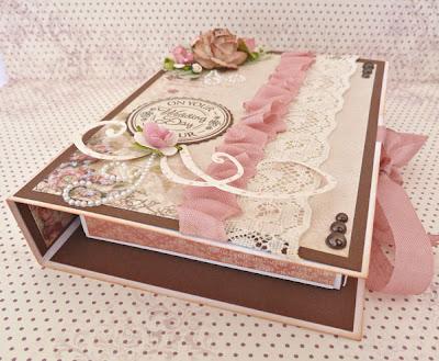 Gift Box Ballymena Wedding List : Playing With Ribbon: March 2012