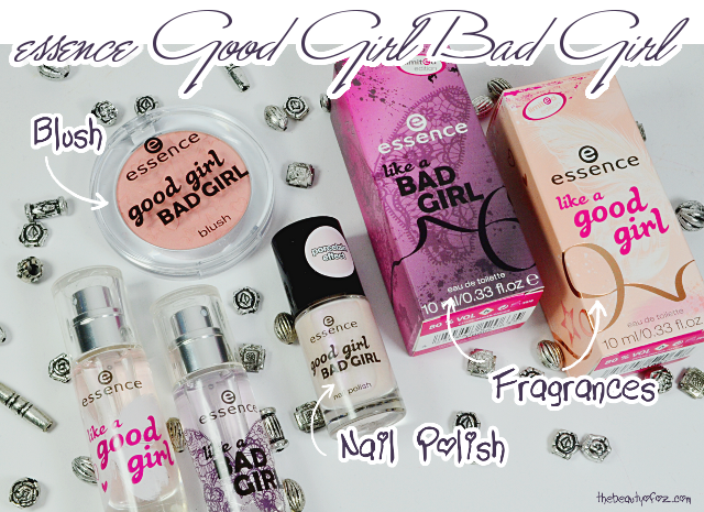 essence Trend Edition Good Girl Bad Girl - Meine Ausbeute