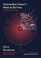 Information Doesnt Want to Be Free - Cory Doctorow book cover