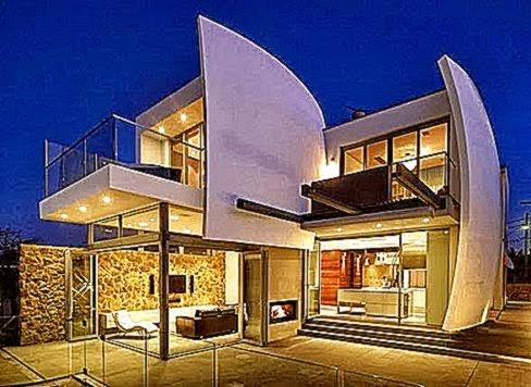Rumah Minimalis Mewah Idaman   Rumah Minimalis Mewah