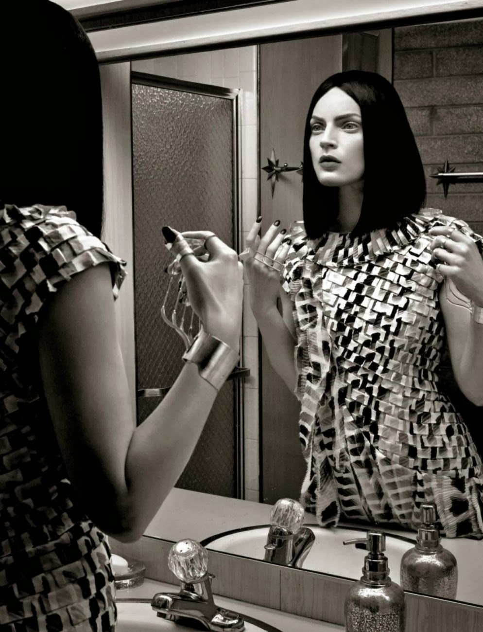 Laura Lafrate Italian Vogue