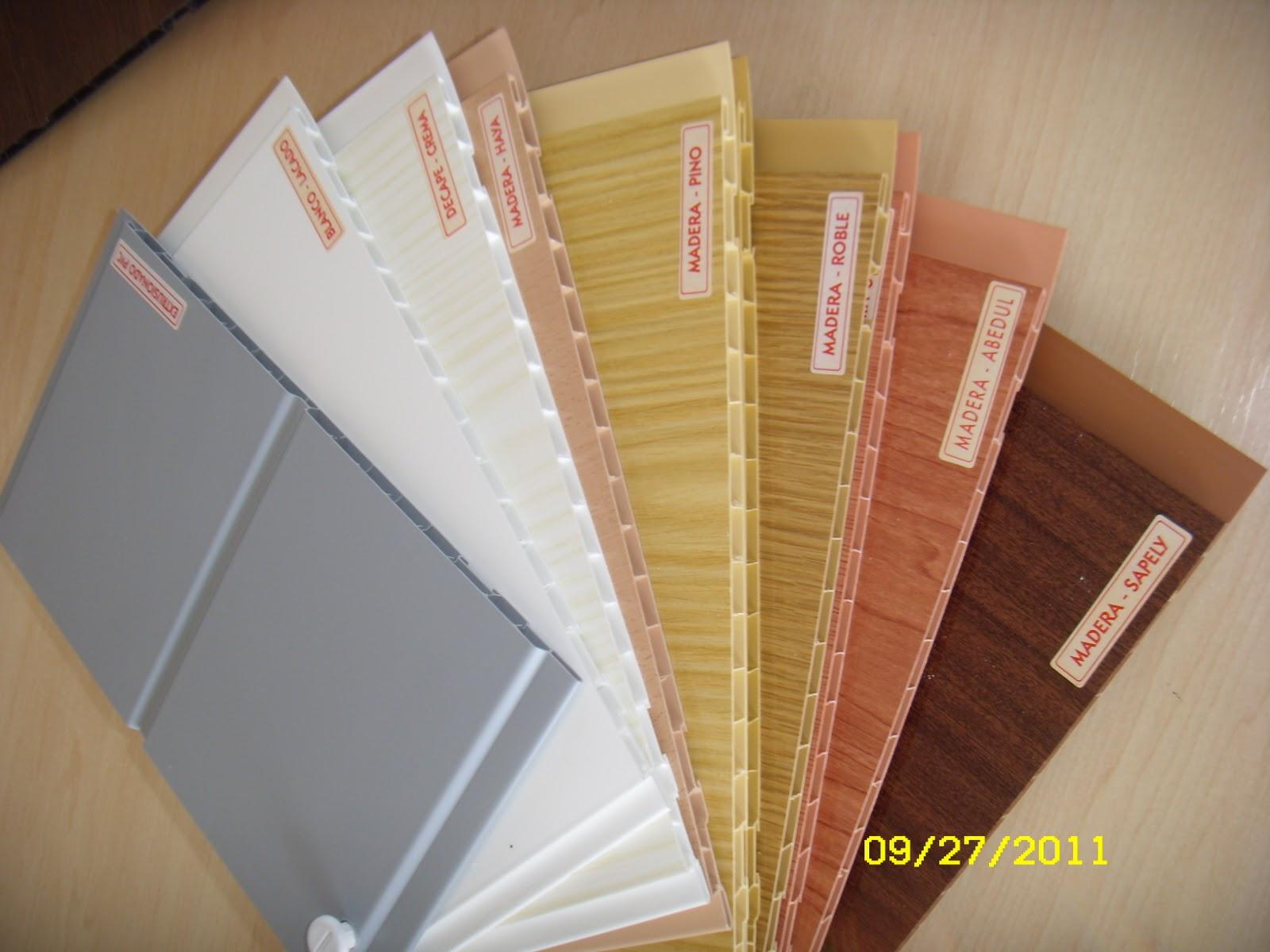 Plademur instalaciones en general revestimiento de - Revestimiento de techos ...