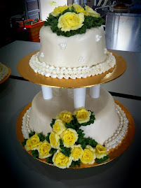2 Tier Steam Buttercream