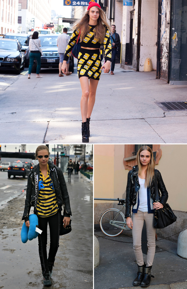 Sources:Style.com, Tommy Tom, StreetSfn, 21A, Vogue, Elle, Glamour ...