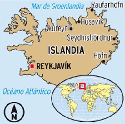 ALERTA DE TERREMOTO ISLANDIA, 25 DE OCTUBRE 2012