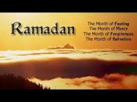 10 Hari Pertama Ramadhan : Hujan Rahmat