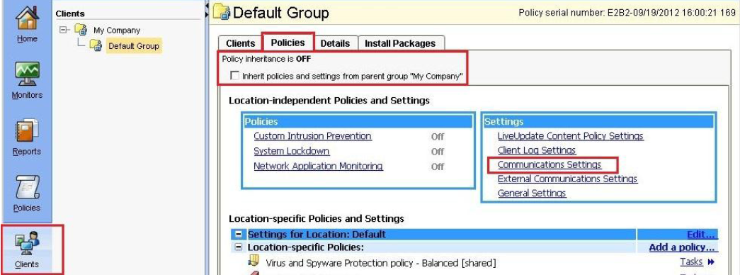 symantec endpoint protection unmanaged detector basics
